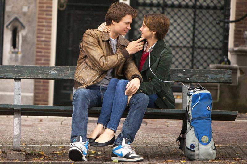 melhores filmes romanticos a culpa e das estrelas