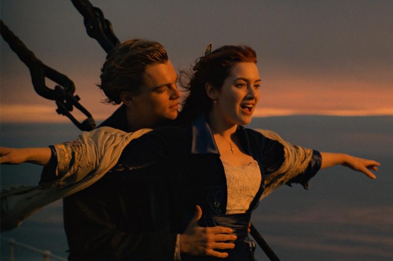 melhores filmes romanticos titanic