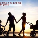 5 Passeios Gratuitos para o Dia dos Pais