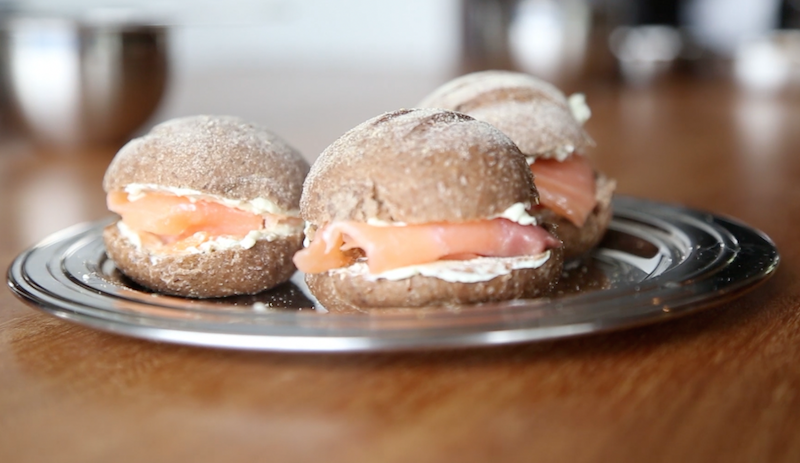 sanduiche de salmao