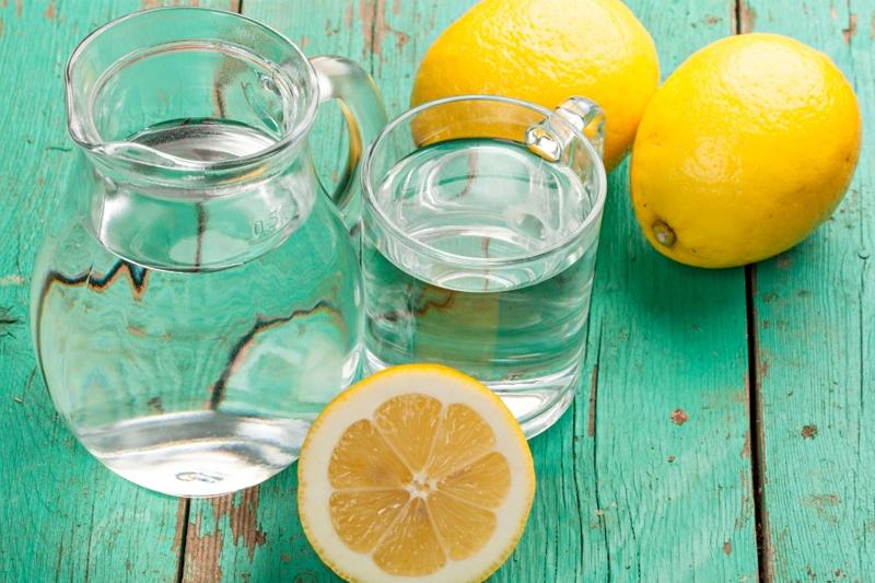 agua com limao dieta