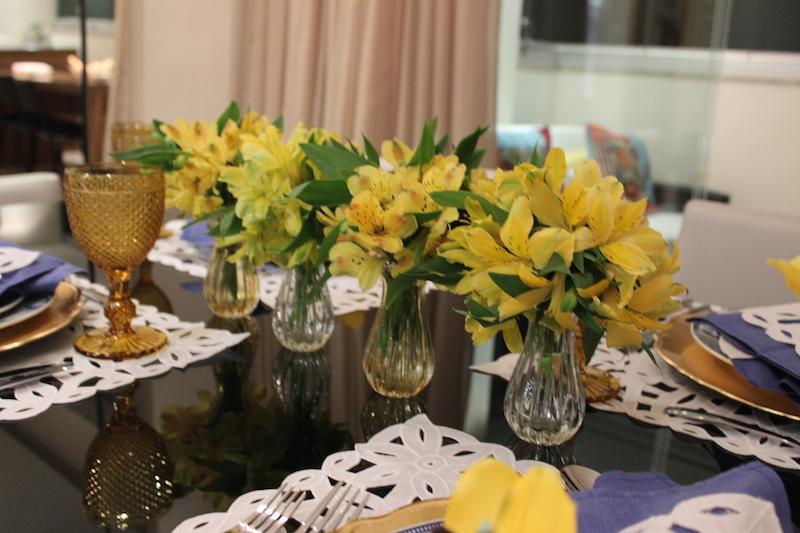 flores jantar