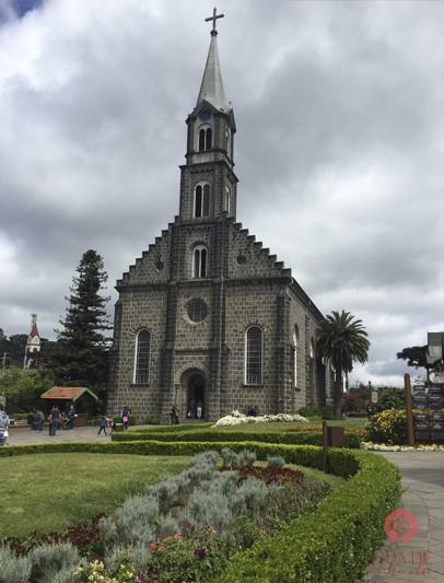 Igreja Matriz de Sao Pedro Gramado