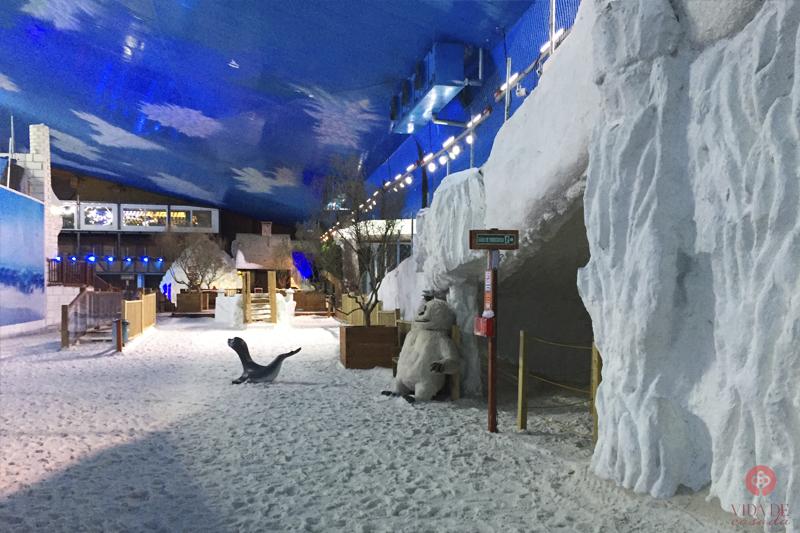 Parque Snowland Gramado