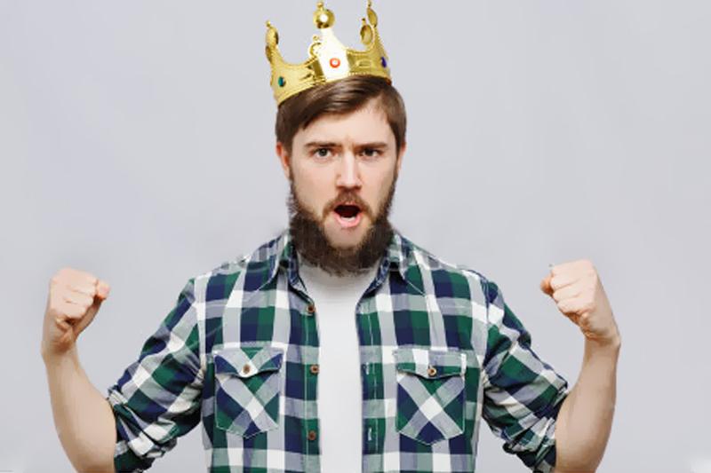 rei por um dia