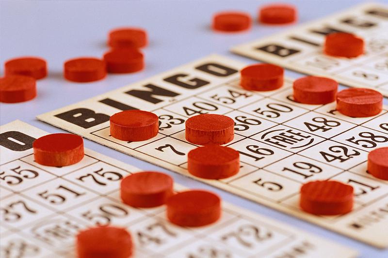 amigo oculto criativo bingo