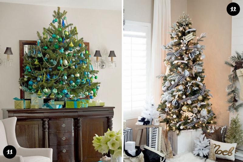 decoracao de arvore de Natal