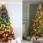 30 Árvores de Natal para se Inspirar