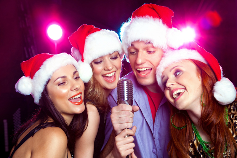 karaoke de Natal