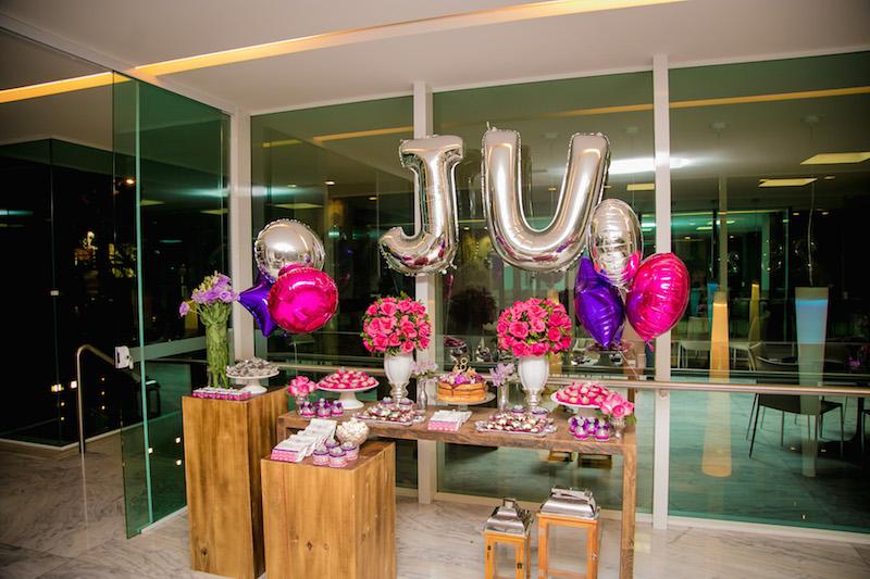 mesa de doces festa de aniversario