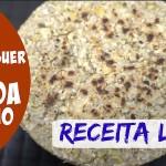 Receita Light — Hambúrguer de Quinoa