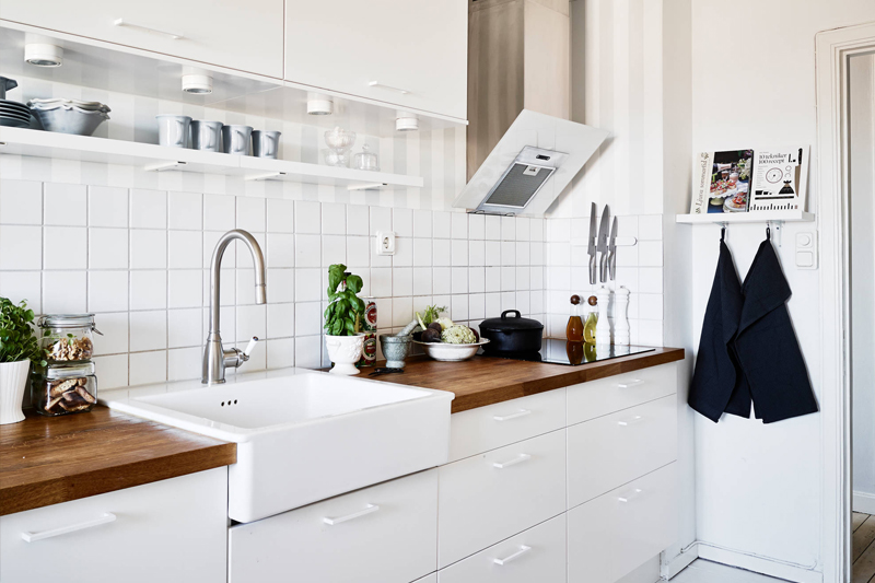Decora o de cozinha 20 ideias e dicas vida de casada - Great swedish kitchen design ideas for your home ...