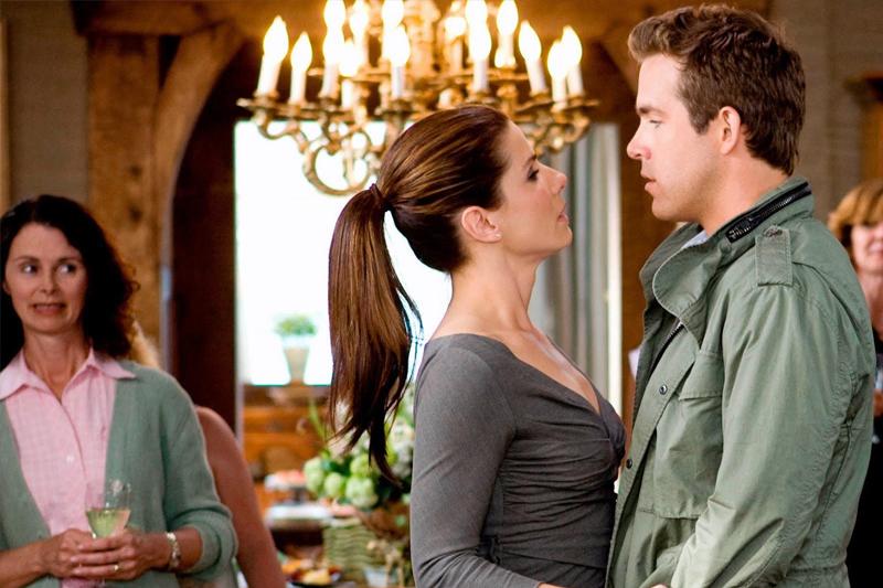 filmes de comedia romantica a proposta