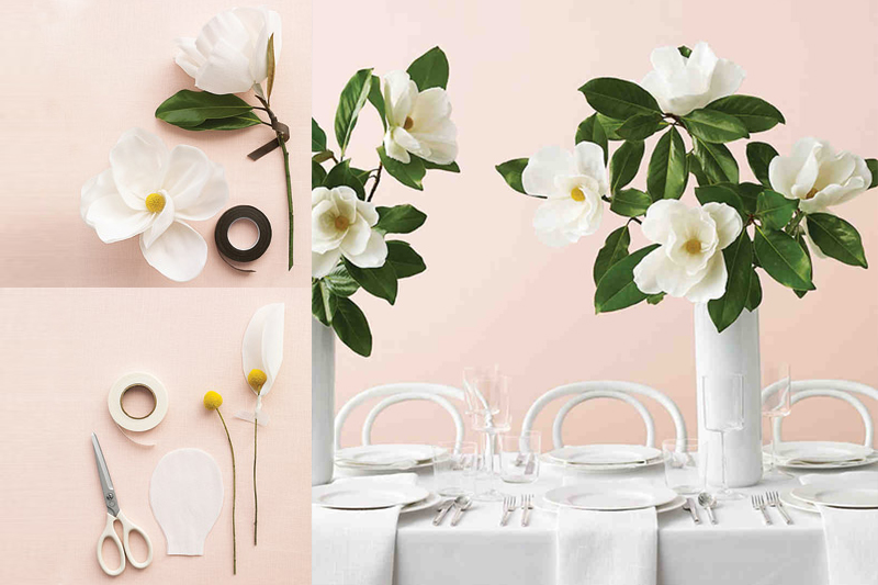 Decoraç u00e3o de Casamento Simples e Barato u2014 16 Ideias Incríveis! Vida de Casada -> Decoração De Mesa De Casamento Barato