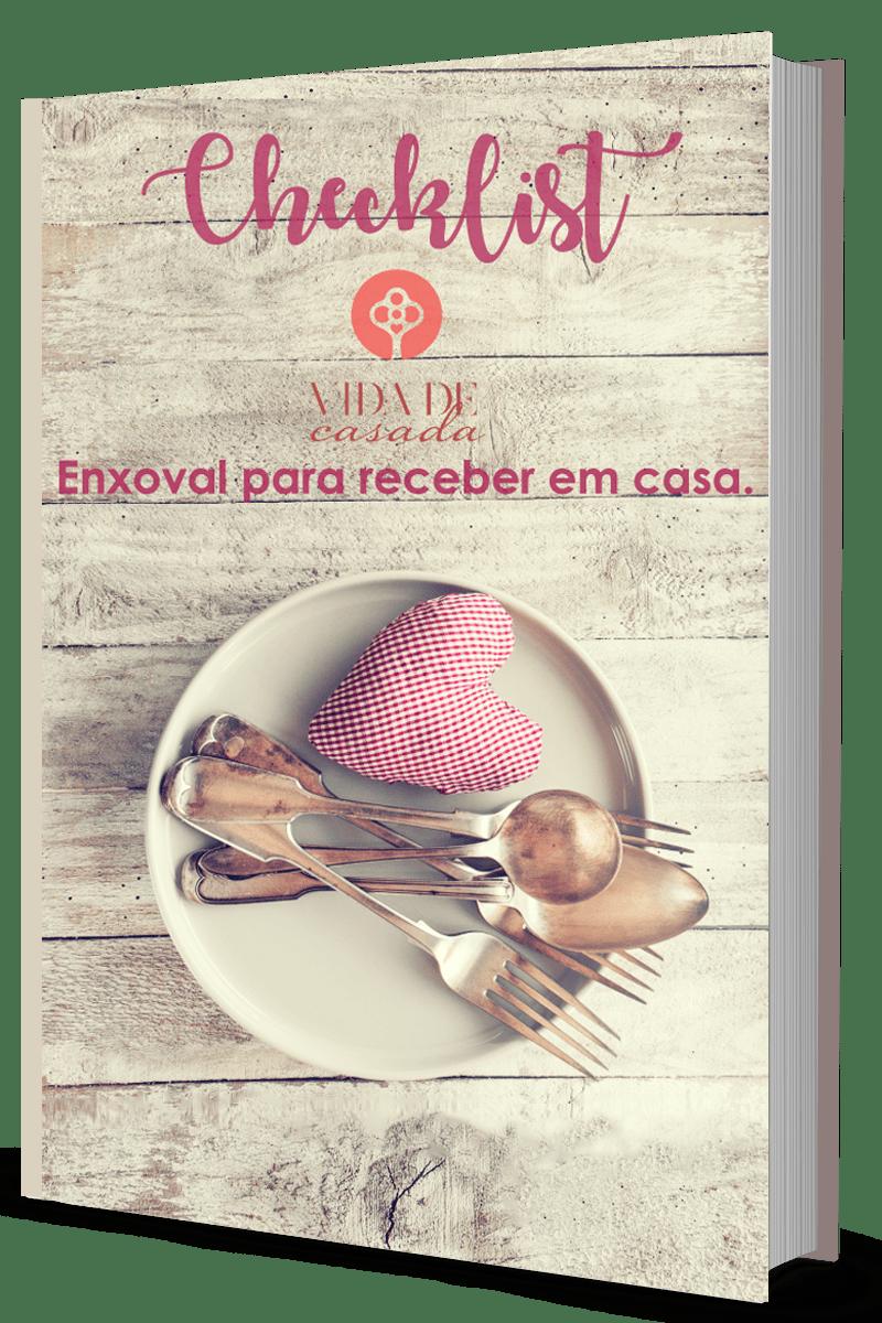 E-Book Enxoval para Receber em Casa