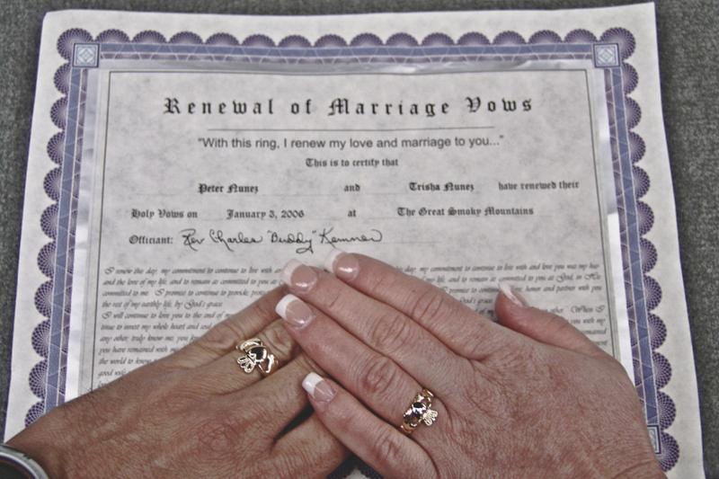 bodas de ouro renovacao dos votos