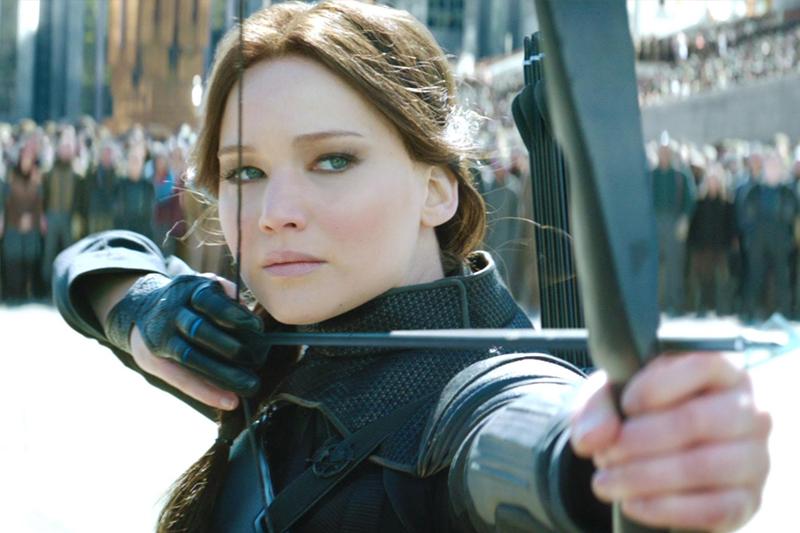 filmes com mulheres fortes jogos vorazes trilogia