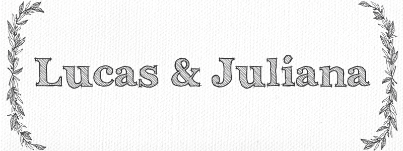 letras para convite de casamento archistico