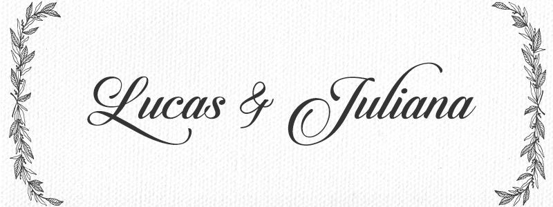 letras para convite de casamento candlescript