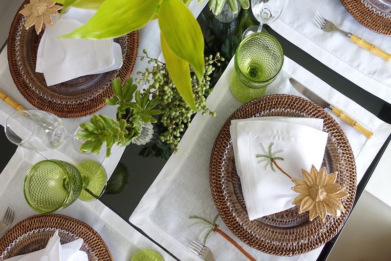 mesa posta tropical