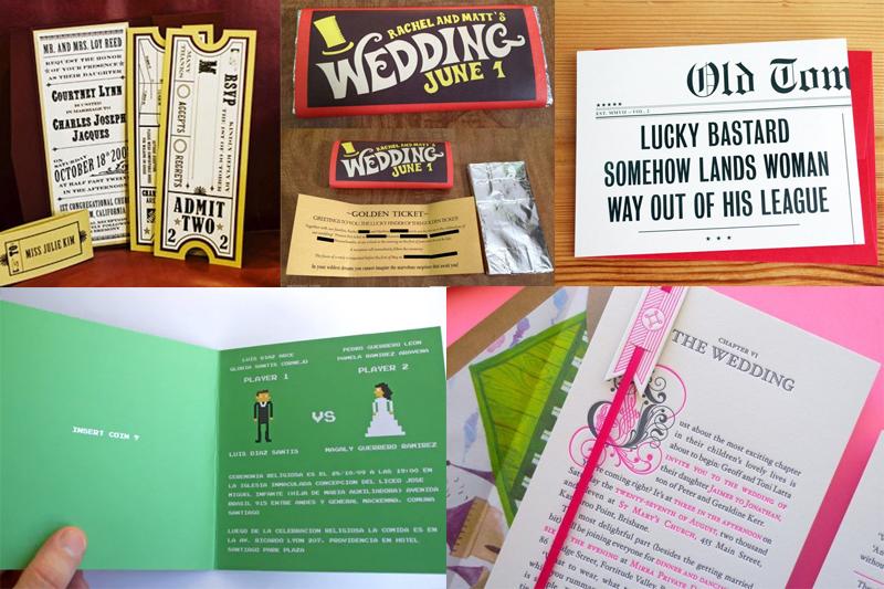textos para convites de casamento modernos e criativos