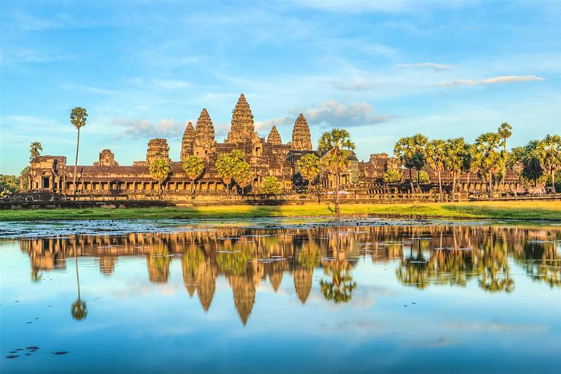 destinos internacionais baratos camboja