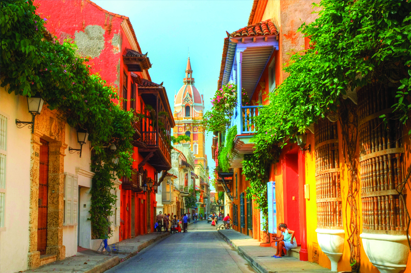 destinos internacionais baratos colombia