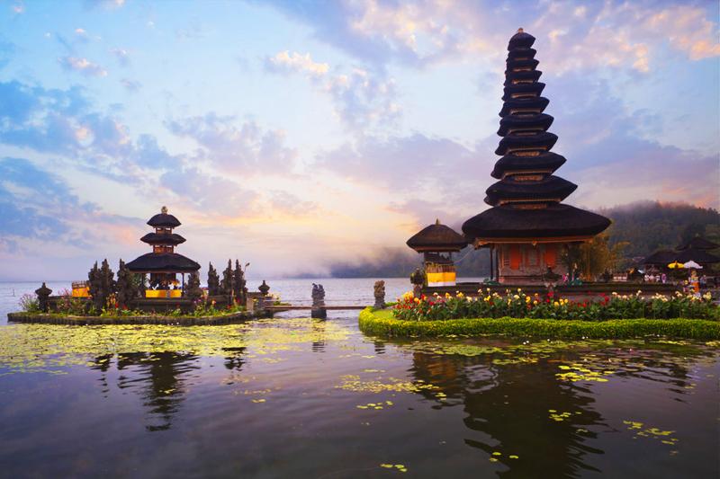 destinos internacionais baratos indonesia