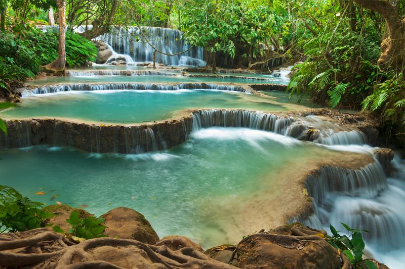 destinos internacionais baratos laos