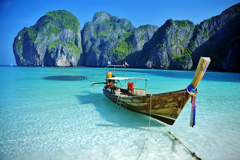 destinos internacionais baratos tailandia