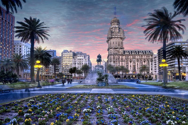 destinos internacionais baratos uruguai