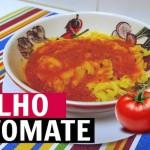 Receita: Molho de Tomate Caseiro