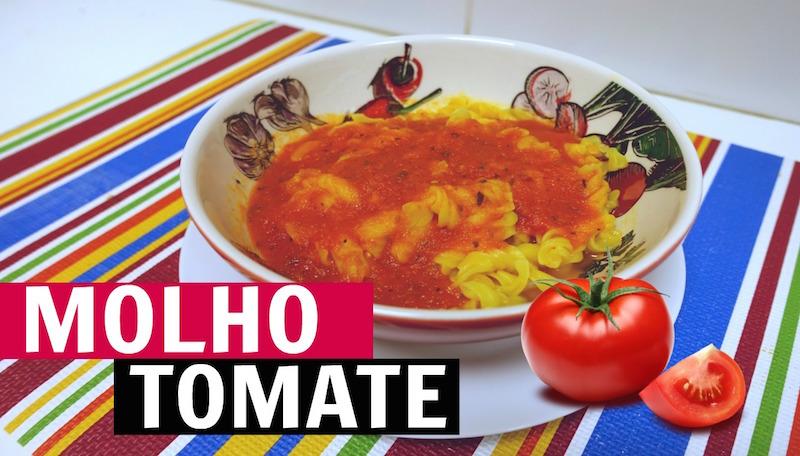 Capa - Molho de Tomate