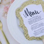 Jantar de Casamento Simples — O Que Servir?