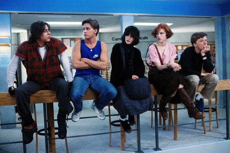 filmes de comedia clube dos cinco