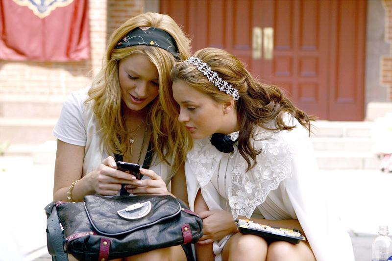 series para assistir com sua melhor amiga gossip girl