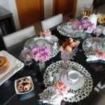 Mesa Posta de Café da Manhã – Delicada e Romântica