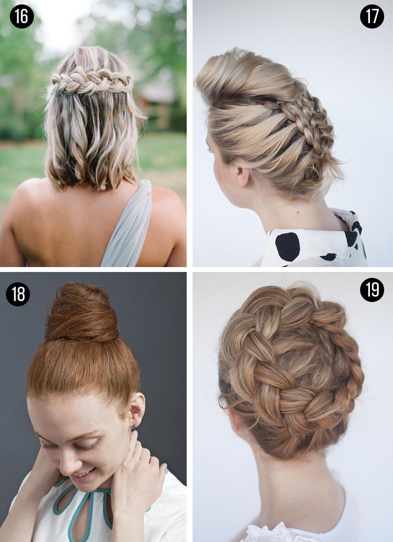 penteados para madrinhas de casamento