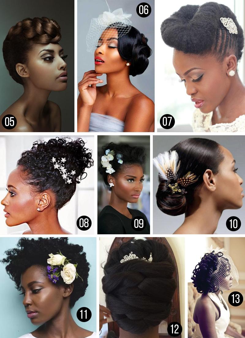 penteados para mulheres negras