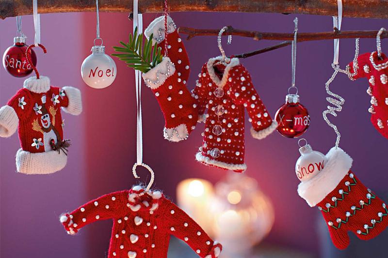 decoracao de natal simples e barata