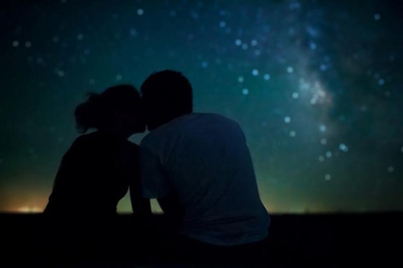 ideias romanticas a moda antiga assistir as estrelas