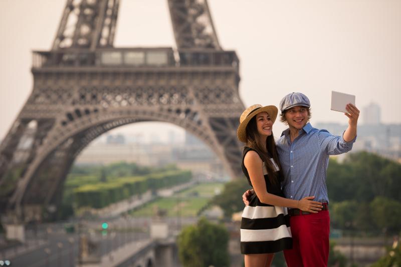como preparar uma viagem romantica