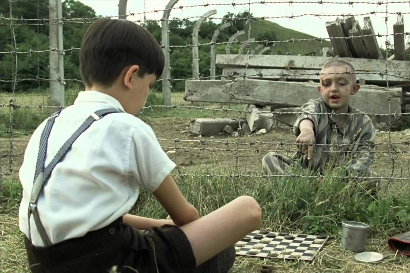 filmes de drama na netflix o menino do pijama listrado