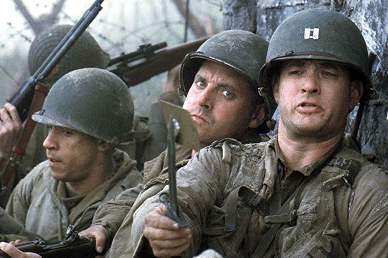 filmes de drama o resgate do soldado ryan