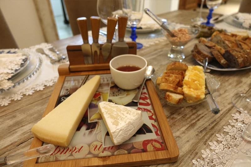 aniversario do marido queijo e mel