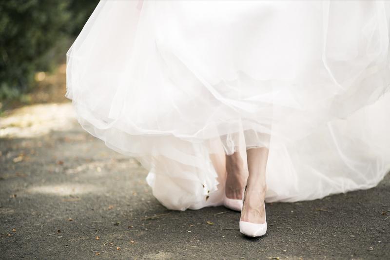 detalhes para vestido de noiva