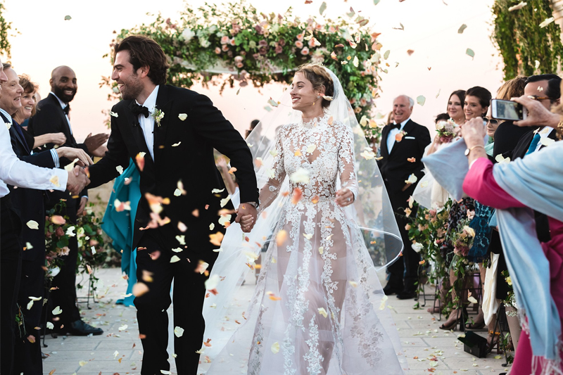 vestidos de noivas de celebridades
