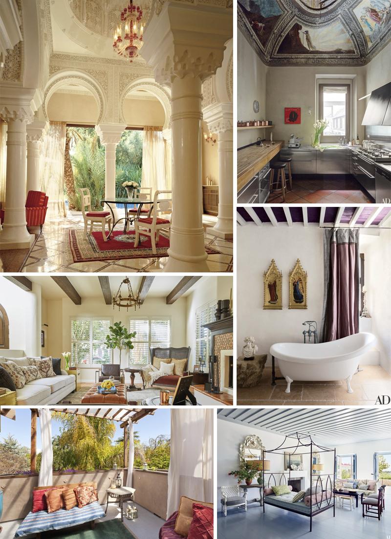 estilo de decoracao mediterraneo
