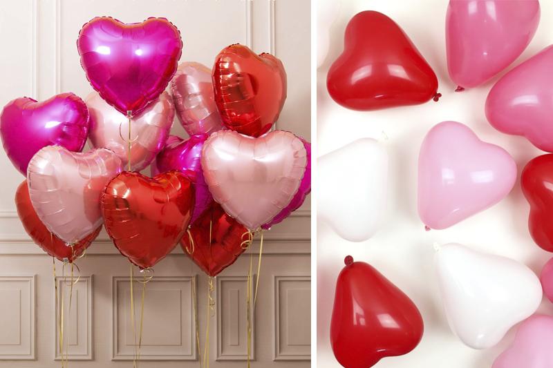 baloes tematicos decoracao de dia dos namorados
