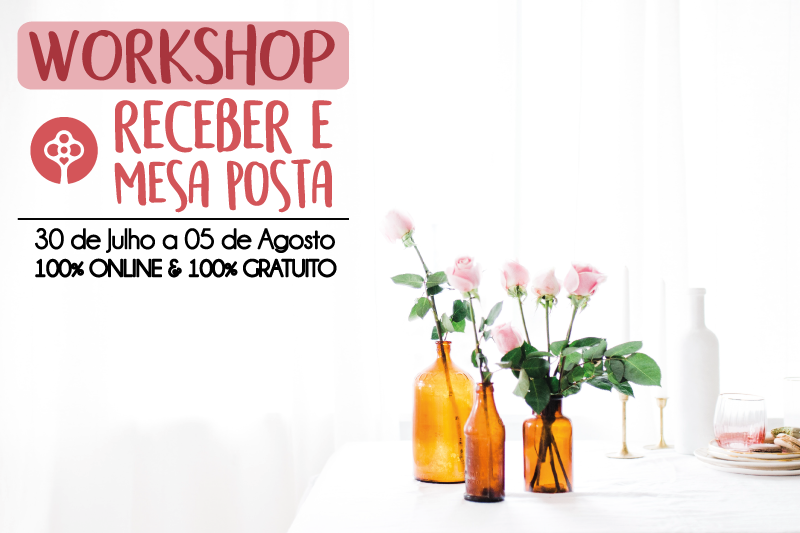 Workshop Receber e Mesa Posta